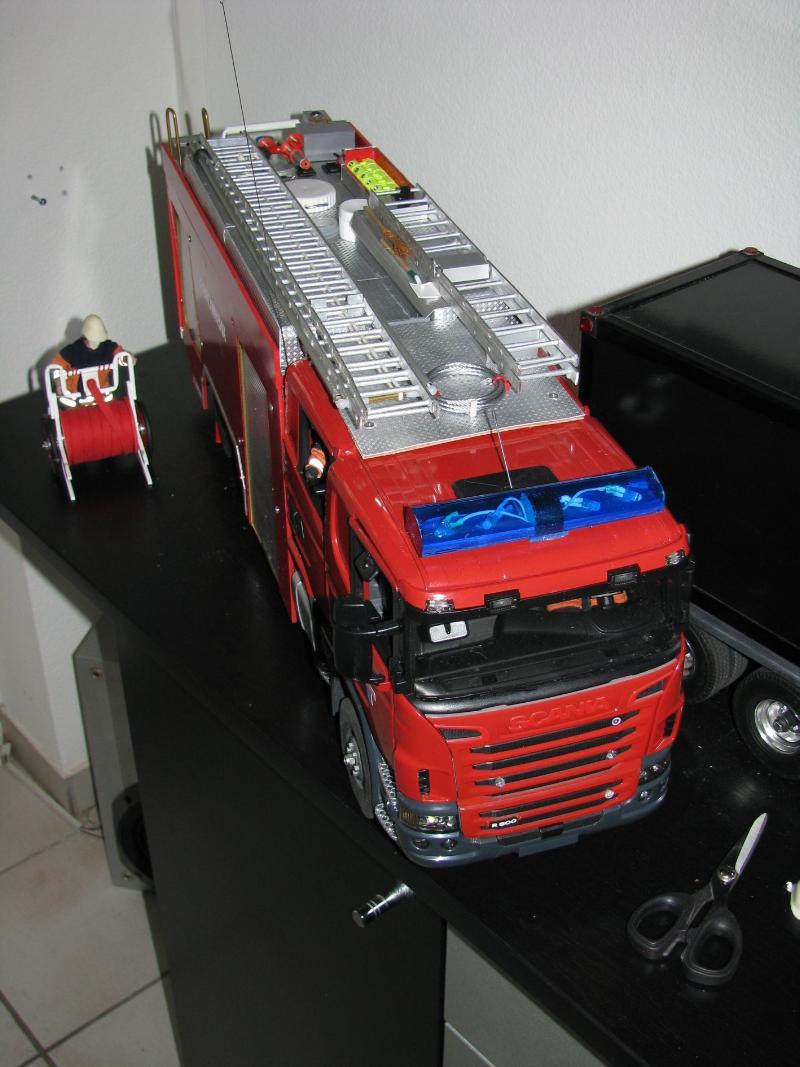 Schweizer Feuerwehr Neuhaus Electronics