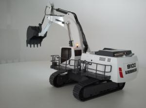 Liebherr R9100